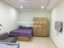Serviced Apartments for rent in Binh Thanh District - Serviced studio apartment 01 bedroom for rent on Tran Binh Trong street, Binh Thanh District - 35sqm - 310 USD