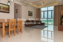 Apartment for rent in District 2 - The Vista Building - Nice apartment 03 bedrooms for rent on 8th floor on Ha Noi Highway, District 2 - 135sqm - 1500USD