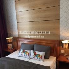 Apartment for rent in Phu Nhuan District - The Prince Residence Building 02 bedrooms for rent on Nguyen Van Troi street, Phu Nhuan District - 87sqm - 1300USD