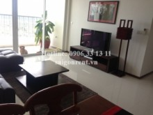 Apartment for rent in District 2 - Brand new apartment on 17th floor for rent in Thao Dien Pearl building, District 2- 1150$