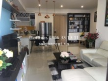 Apartment for rent in District 2 - Estella Heights building - Luxury apartment 02 bedrooms on 20th floor for rent on Song Hanh street, District 2 - 93sqm - 1250USD