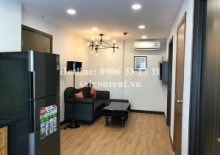 Serviced Apartments for rent in District 3 - Serviced apartment 02 bedrooms with balcony for rent on Huynh Tinh Cua street, District 3 - 63sqm - 1320 USD