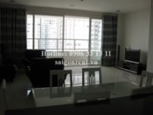 Apartment for rent in District 7 - Apartment 03 bedrooms for rent in Sunrise City Building on Nguyen Huu Tho street, District 7 - 162sqm - 1800USD