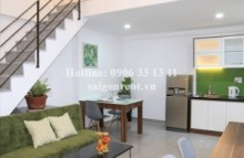 Nice serviced apartment 01 bedroom for rent on Dinh Tien Hoang street, District 1 - 40sqm - 800 USD