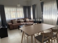 Serviced Apartments for rent in District 3 - Nice serviced apartment 01bedroom with separate living room for rent in Vo Thi Sau street. District 3 - 55sqm- 800 USD