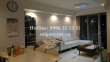 Apartment for rent in Phu Nhuan District - Luxury apartment for rent in Botanic Building, Nguyen Thuong Hien street, Phu Nhuan District: 750 USD