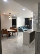 Apartment for rent in District 4 - The Gold View Building - Apartment 03 bedrooms on 17th floor for rent on Ben Van Don Street, District 4 - 117sqm - 1300 USD