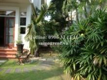 Villa for rent in District 7 - Beautiful Villa near BIS school for rent in Phu My Hung, District 7,4bedrooms-3500$
