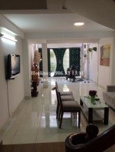 House for rent in District 1 - House 5 bedrooms for rent on Tran Quy Khoach street, Tan Dinh Ward, District 1 - 320sqm - 2000USD