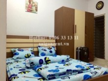 Apartment for rent in District 7 - Room 01 bedroom for rent on Huynh Tan Phat street - District 7 - 30sqm - 200USD