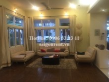 Villa for rent in District 7 - Villa(6x16m) 04 bedroom for rent in My Phu villa on Nguyen Luong Bang street, Tan Phu Ward, District 7 - 2500USD