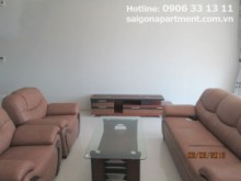 Apartment for rent in Binh Thanh District - City Garden apartment for rent 3 bedrooms - 1500 USD