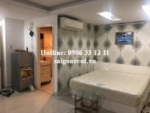 Serviced Apartments for rent in District 7 - Topfloor studio apartment 01 bedroom with large garden for rent on Hung Gia 5 street, District 7 - 45sqm - 550 USD