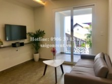 Serviced Apartments for rent in District 2 - Nice serviced apartment 02 bedrooms for rent on Nguyen Van Huong street, District 2 - 75sqm - 900 USD