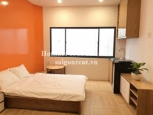 Serviced Apartments for rent in Binh Thanh District - Serviced studio apartment 01 bedroom for rent on Hoang Hoa Tham street, Binh Thanh District - 25sqm - 350 USD
