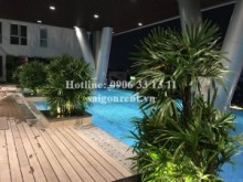 Apartment for rent in Phu Nhuan District - Luxury 02 bedrooms apartment with balcony on 20th floor for rent in The Prince Residence Building, Phu Nhuan district, 1,070 USD