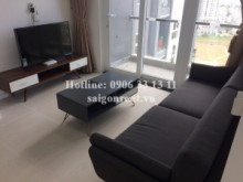 Apartment for rent in District 10 - Xi Grand Court building - Apartment 02 bedrooms on 24th floor for rent at 256 Ly Thuong Kiet street, District 10 - 80sqm - 900 USD