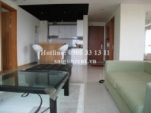 Apartment for rent in Binh Thanh District - Apartment for rent in The Manor building, Binh Thanh district - 1000$
