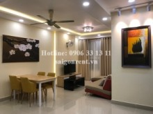 Apartment for rent in Phu Nhuan District - Orchard Garden building - Apartment 02 bedrooms for rent on Hong Ha street - Phu Nhuan District - 75sqm - 1000USD