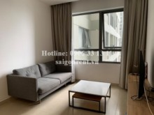 Apartment for rent in District 2  - Masteri Thao Dien Building - Apartment 01 bedroom on 31th floor for rent on Ha Noi highway - District 2 - 50sqm - 600 USD( 14 millions VND)