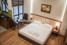 Serviced Apartments for rent in District 1 - Luxury and new serviced apartment 01 bedroom for rent on thai Van Lung street, Center District 1- 39sqm- 900 USD