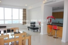 Apartment for rent in District 7 - Luxury apartment for rent in Sunrise City, district 7- 1200 USD