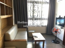 Serviced studio apartment 01 bedroom with balcony on top floor for rent on Pham Viet Chanh street, District 1 - 35sqm - 450USD