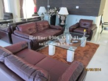 Villa for rent in District 7 - Luxury villa for rent in Phu My Hung area, District 7, 5bedrooms- 3000$