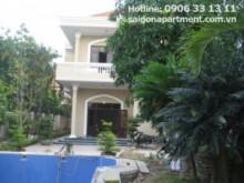Villa for rent in District 2 - Villa for rent in Le Van Mien street, Thao Dien, District 2 - 4000 USD