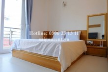 Serviced Apartments for rent in Binh Thanh District - Serviced apartment 01 bedroom with balcony for rent on Bui Huu Nghia street, Binh Thanh District - 35sqm - 550USD