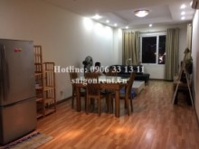 Apartment for rent in Binh Thanh District - Morning Star Building - Apartment 03 bedrooms for rent on Xo Viet Nghe Tinh street, Binh Thanh District - 113sqm - 700USD