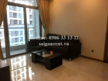 Vinhome Central Park - Luxury apartment 02 bedrooms on 24th floor for rent on Nguyen Huu Canh street - Binh Thanh District - 71sqm -1200 USD