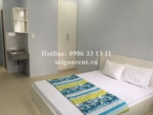 Brand new serviced studio apartment for rent on De Tham street - District 1 - 28sqm - 350USD