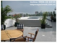 Serviced Apartments for rent in District 1 - Spring Court luxury residential apartments