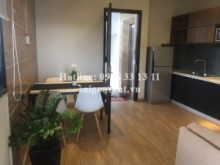 Serviced Apartments for rent in District 3 - Beautiful serviced apartment 01 bedroom, living room on 3rd floor for rent on Hoang Sa street, Ward 8, District 3 - 60sqm - 650 USD