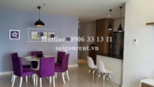 Apartment for rent in District 7 - Luxury 02 bedrooms apartment for rent in Sunrise city building on Nguyen Huu Tho street, District 7 - 100sqm - 1000USD