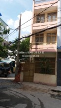 House for rent in Tan Binh District - House(4x15m) with 05 bedrooms for rent on Pham Van Hai street, Tan Binh District - 200sqm - 950 USD( 22 millions VND)