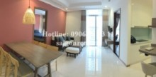 Apartment for rent in Binh Thanh District - Vinhomes Central Park- Beautiful Apartment 03 bedrooms for rent on Landmark 2 on 19th floor on Nguyen Huu Canh street, Binh Thanh District- 22.000.000 VND ( 960 USD )