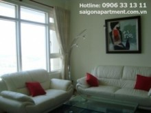 Apartment for rent in Binh Thanh District - Saigon Pearl apartment 2 bedrooms for rent 1200 USD.