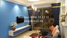 Apartment for rent in District 4 - The Gold View Building - Apartment 02 bedroom for rent at 346 Ben Van Don Street, District 4 - 80sqm - 850 USD