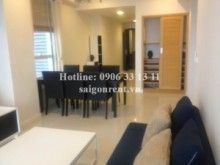 Apartment for rent in District 7 - Good price 2 bedrooms in Sunrise City building- district 7- 950$