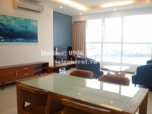 Thao Dien Pearl Building apartment 03 bedrooms for rent on Quoc Huong street, Thao Dien Ward, District 2 - 135sqm - 1650USD