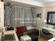 Serviced Apartments for rent in District 1 - Nice studio apartment for rent Nguyen Thi Minh Khai street, Center District 1, 01 bedroom 500 USD/month